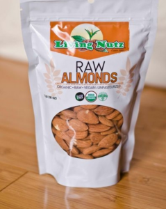 almonds bag